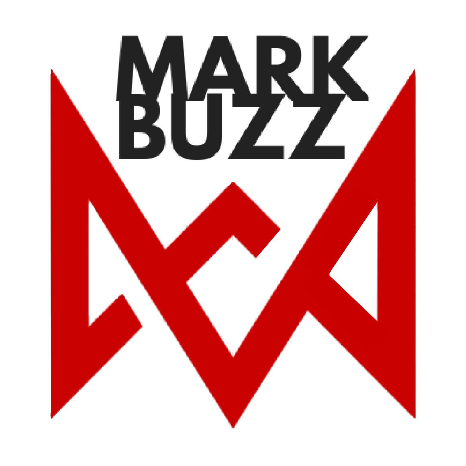 MarkBuzz Logo