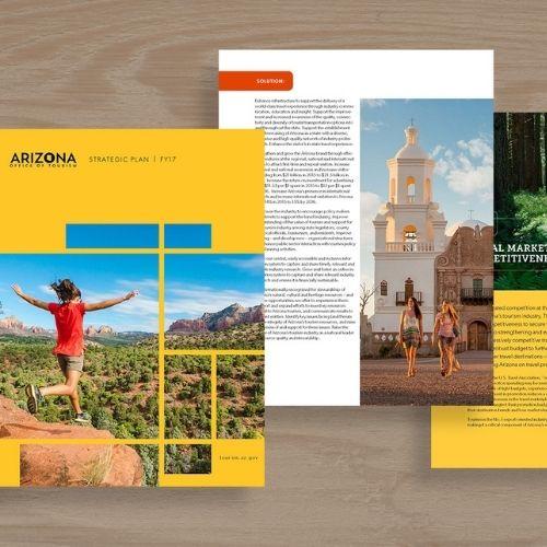 brochure design company bhopal markbuzz